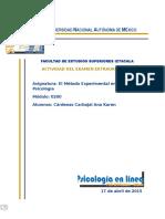 u3 a7 Revision de Articulos
