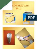 EVROPSKA VAS 2010 -