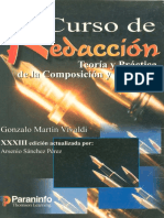 Martin Vivaldi Gonzalo - Curso de Redaccion