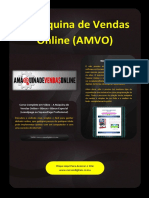 A Máquina de Vendas Online (AMVO) - Minhateca