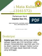 6 Injeksi Gas CO2