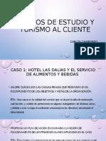 Fredy 15 Abril Servicio Al Cliente TRES CASOS DE ESTUDIO