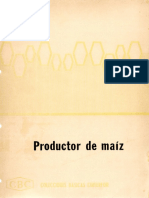 Colecciones Básicas Cinterfor (CBC) - Productor de Maíz