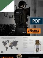 Source Tactical Gear 2016 Catalog