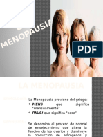 DIAPOSITIVA  MENOPAUSEA
