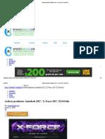 Activar Productos Autodesk 2017 _ X-Force 2017 (32_64 Bit)