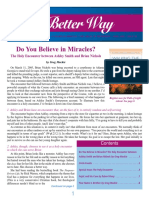 Do you belive in miracles? ABW50