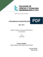 TESTE Programaçao