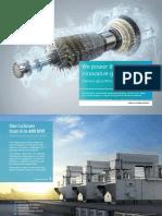 Gas Turbines Siemens Interactive
