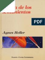 Teoria de Los Sentimientos_Agnes Heller