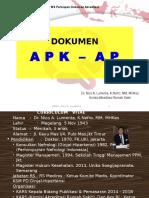 Dokumen APK AP Mei2014