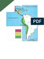 Mapa Incas Mayas Aztecas