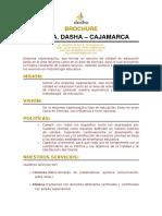 ACADEMIA DE CIENCIAS MUSICA Y ARTES DASHA