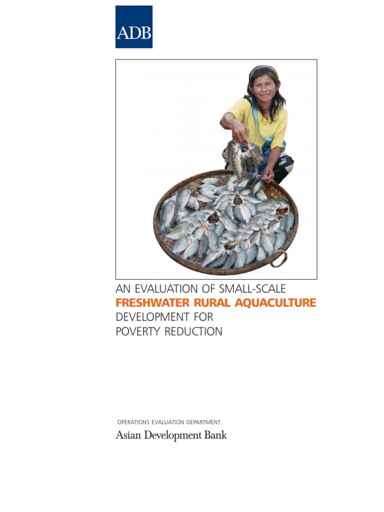 Manush Calendario.An Evaluation Of Small Scale Freshwater Rural Aquaculture