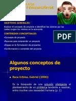 Material proyectos
