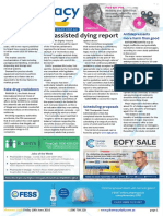 Pharmacy Daily for Fri 10 Jun 2016 - Vic assisted dying report, Antidepressants more harm than good, NZ Pharmacy Action Plan, Events Calendar and much more