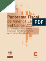 Panorama Fiscal de América Latina y el Caribe 2016