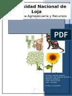 Primer Informe (Importancia e Histología Vegetal)