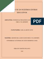 El uso de las TIC en los centros educativos .pdf