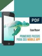 Primeiros passos para seu mobile app