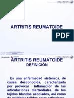 Artritis Reumatoide Alex