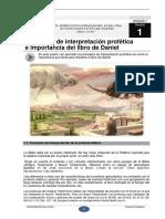 Módulo de Interpretación de La Historia - Daniel SESIÓN1