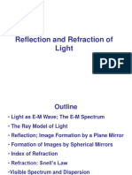 4. Reflection & Refraction of Light
