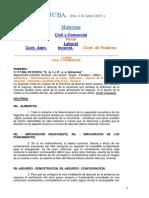 Boletín Infojuba
