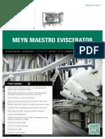 Maestro Productleaflet Web