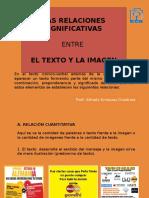 Relacion Entre Texto e Imagen