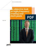 Pwc High Frequency Trading Dark Pools