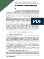 Analisis de La Sitaucion Juridica Del Auxiliar de Educacion