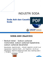 Pik Industri Soda