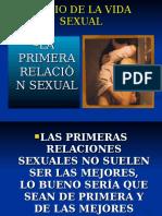 La Primera Relacion Sexual