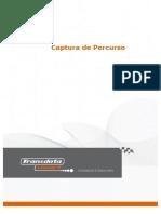 Manual Captura de Percurso 3.0