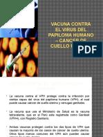 2 La Vacuna Contra El Vph