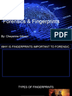 forensics   fingerprints