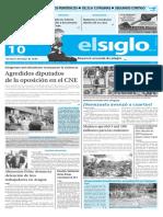 Edicion Impresa El Siglo 10-06-2016