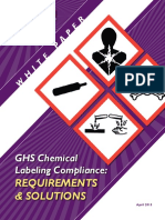 QuickLabel GHS Labeling White Paper