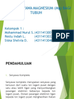 ppt senyawa kompleks Mg