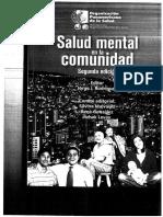 Salud Mental en La Comunidad