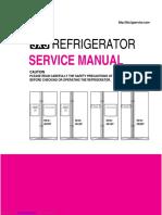 Refrigerador Lg GRP207