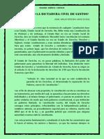 3 Entrega Blindando La Dictadura Civil de Santos