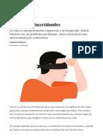 Psicología_ El Poder de La Incertidumbre _ EL PAÍS Semanal _ EL PAÍS