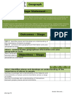 checklist geo es1