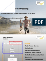 WCDMA Traffic Modeling