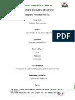 Investigacion de Las Generalidades de La Contablidad Gubernamental
