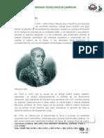 Biografia Alessandro Volta