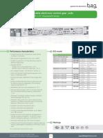 Bag Bcs Primus t5 Data Sheet