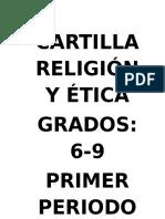 CARTILLA RELIGIÓN Y ÉTICA FINALIZADA_6° a 9°